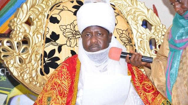 Emir Of Bauchi Rilwanu Sulaiman