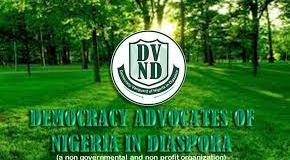 Democracy Vanguard of Nigerians in the Diaspora