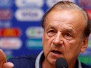 International Friendly: Rohr To Drop New Boys For Brazil Clash