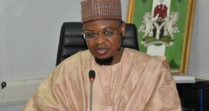 Minister of Communications, Isah Pantami