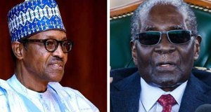 Buhari Mourns Zimbabwe's Ex-President