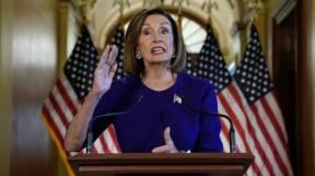 Speaker Nancy Pelosi, Democratic Leader Of The House Of Representatives