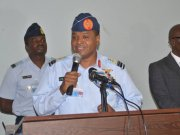 Air Marshal Sadique Abubakar, Chief Of Air Staff