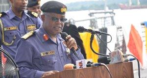 Ibok-Ete Ibas, Chief Of Naval Staff