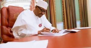 President Muhammdu Buhari