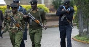 Kenyan Police Launch Manhunt For Al-Shabab Militants