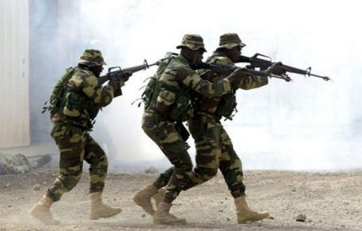 Troops Raid Hideout Of Insurgents, Bandits, Kidnappers