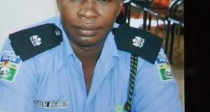 Haruna Mohammed, Spokesman Anambra State Police Command