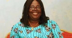 NPPC Esther Kwaghe, Director, Nigeria Christian Pilgrim Commission