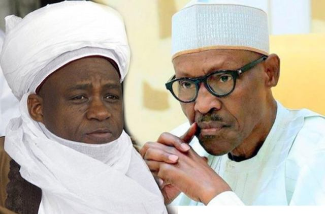 Sultan Urges President Buhari To Declare State Of Emergency On Security