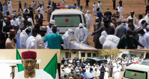 SGF Apologises For Violating Protocols At Abba Kyari's Burial