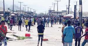 Plateau Community Protests Location Of Isolation Center