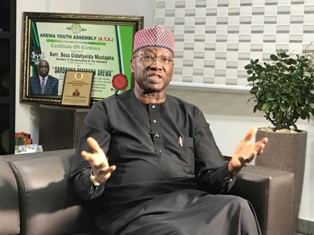 FG gives condition to reopen churches, schools, others