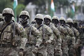 Bandits Can't Escape From Our Area Of Operation - Military