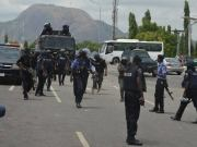 COVID-19: Kaduna Police Enforced Total Lockdown
