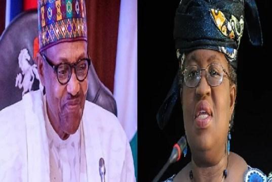 Nigeria's Candidate For WTO DG Election - Buhari Nominates Okonjo-Iweala