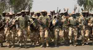 Recruit 100,000 Soldiers To Tackle Insurgency - REPS