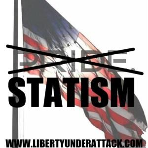 statism flag