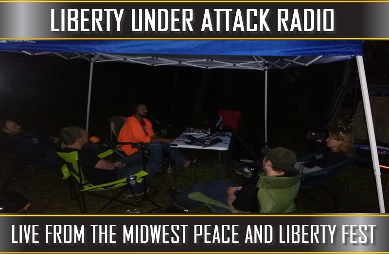 Shane's World (LIVE from The Midwest Peace and Liberty Fest)(LUA Podcast #93)