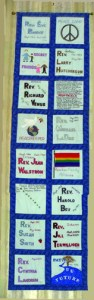 History Quilt Addition