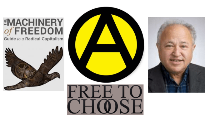 David D. Friedman: the Case for Anarcho-Capitalism Ep. 100