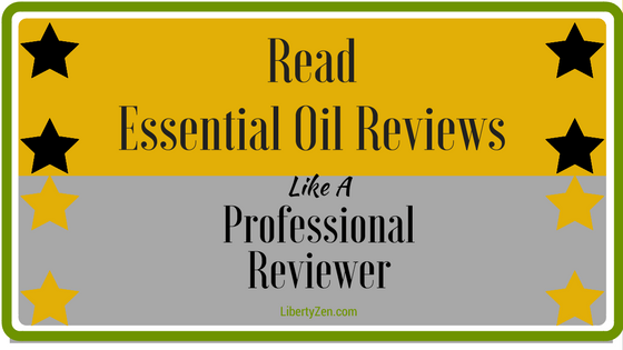 What's Really Important in a Review of Essential Oils?