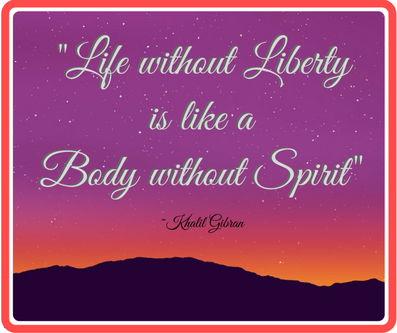 Life Without Freedom Quotes: Natural Health, Conscious