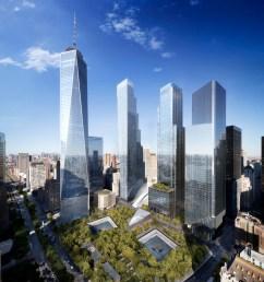 world trade center master plan [ 2250 x 2330 Pixel ]