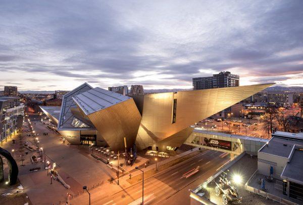 Extension Denver Art Museum Frederic . Hamilton