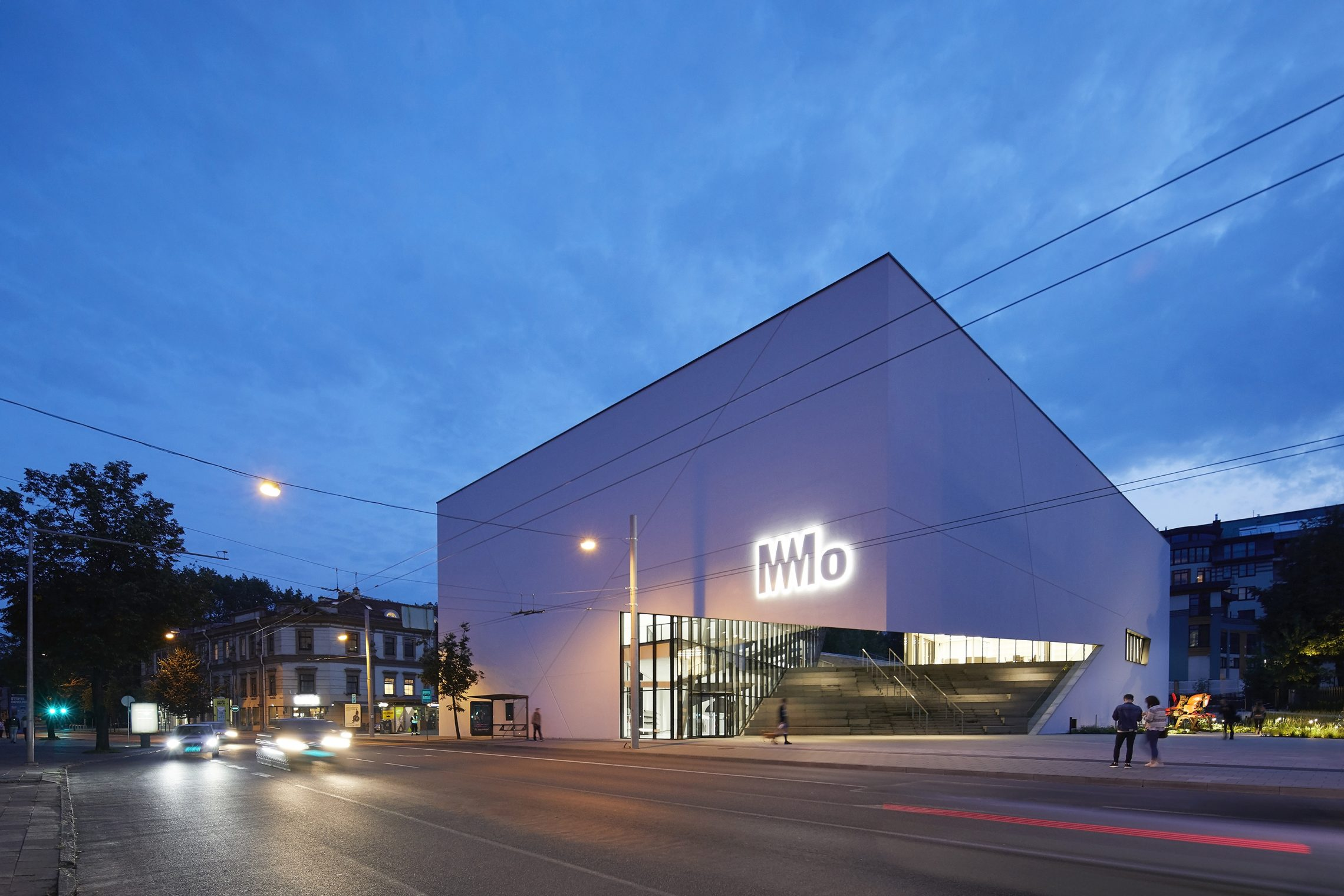 Mo Modern Art Museum - Libeskind