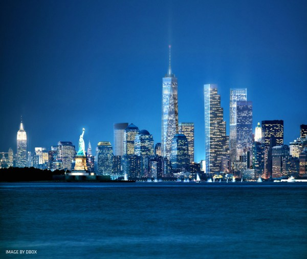 World Trade Center Master Plan - Libeskind