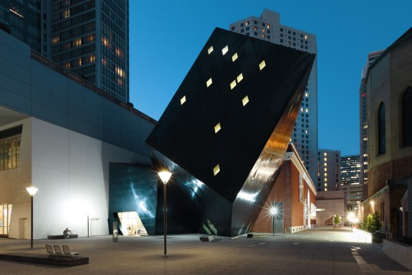 Contemporary Jewish Museum - Libeskind