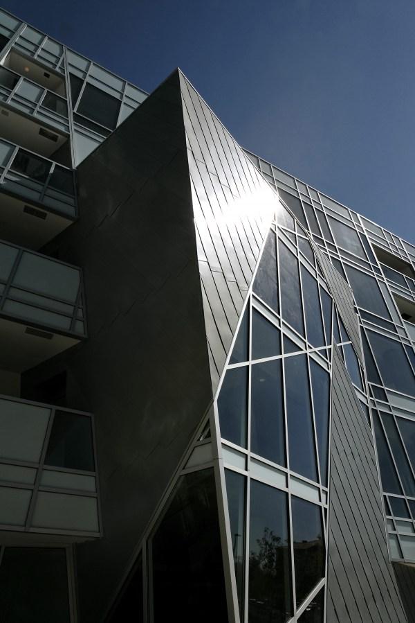 Denver Art Museum Residences - Libeskind