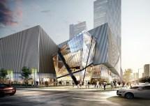 Lotte Mall Songdo & Officetel - Libeskind