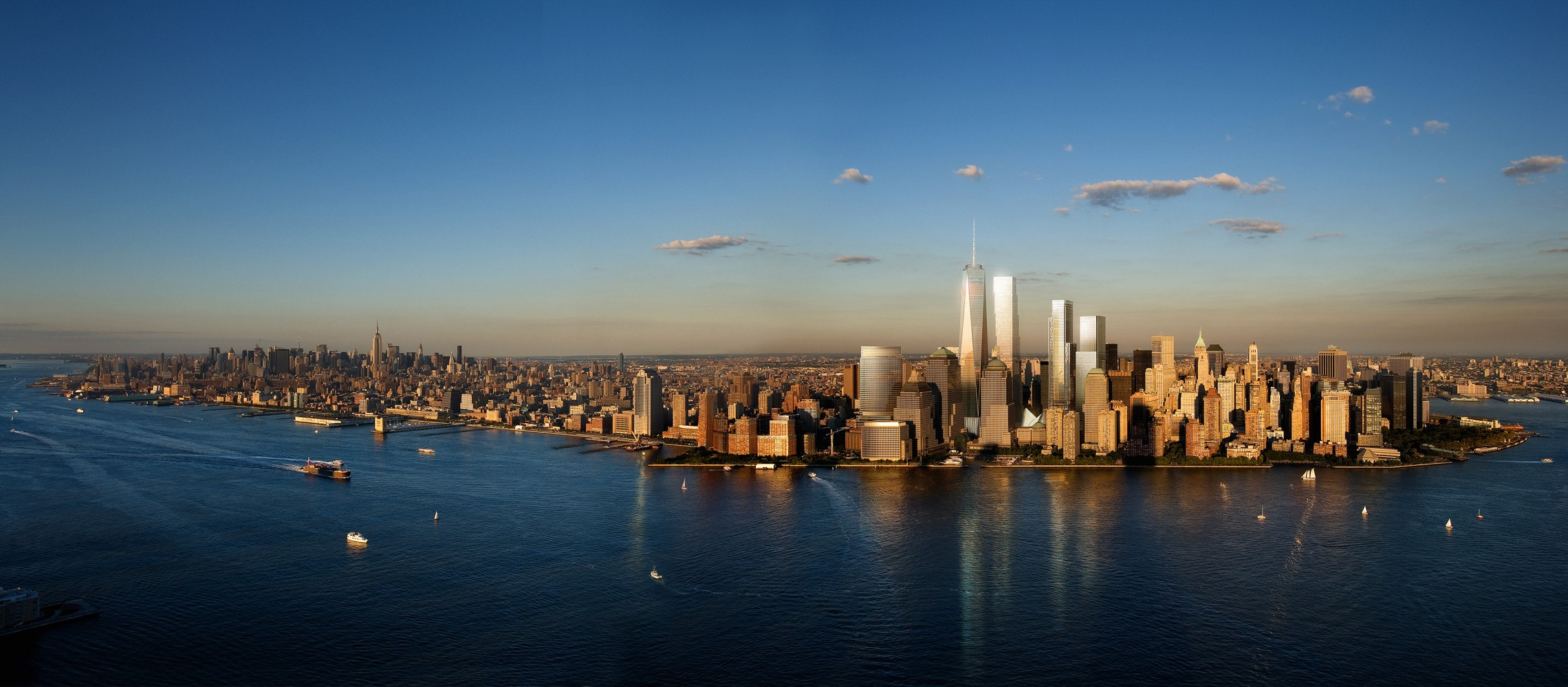 Fall In Nyc Wallpaper World Trade Center Master Plan Libeskind