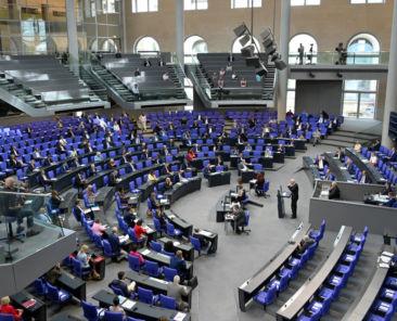 Foto: Deutscher Bundestag / Achim Melde