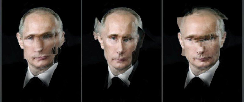 Chris Friel: 3 Putins
