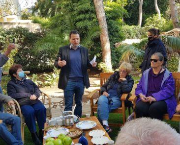Ayman Odeh Foto: Wikimedia, gemeinfrei