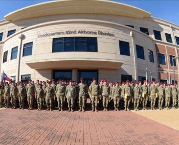 Foto: US Army, Army Spc. Allea Oliver