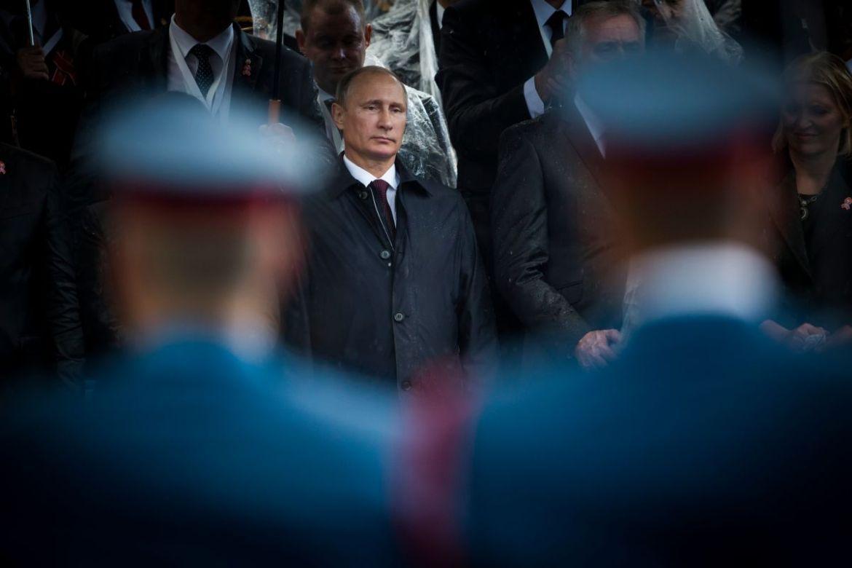 Putin in Belgrad