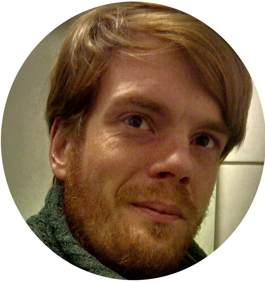 Portrait von Matthijs van Wolferen