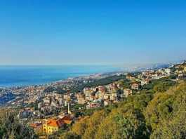 Beit Mery. Source photo: Lebanon in a Picture