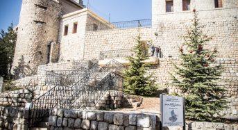 Le Mercredi en Image: La citadelle de Rachaya