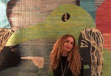 Joanna Abou Sleiman-Chevalier (photo courtesy BEIRUT ART FAIR)