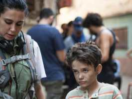 """Nadine Labaki et Zain Alrafeea dans """"CapharnaülZain Alrafeea de Nadine Labaki © Gaumont Distribution"""