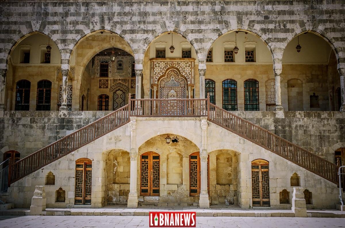 Dar el wousta du Palais de Beiteddine. Crédit Photo: François el Bacha pour Libnanews.com. Tous droits réservés.