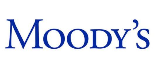 Le logo de l'agence de notation Moody's