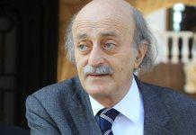 L'ancien député Walid Joumblatt