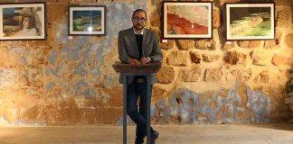 L'artiste Sami Basbous