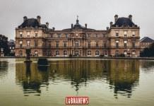 Le Palais du Luxembourg, siège du Sénat (France). Crédit Photo: Francois el Bacha pour Libnanews.com. Tous droits réservés.